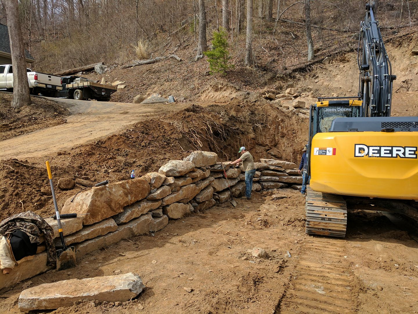 excavation weaverville nc